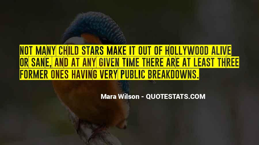 Mara Wilson Quotes #1679610