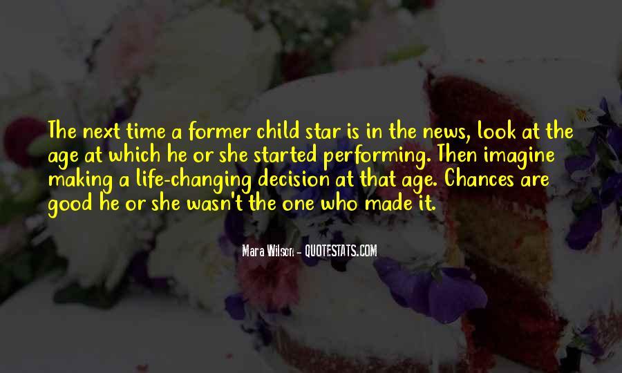 Mara Wilson Quotes #175948