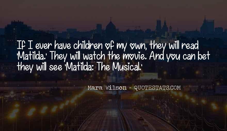 Mara Wilson Quotes #182311