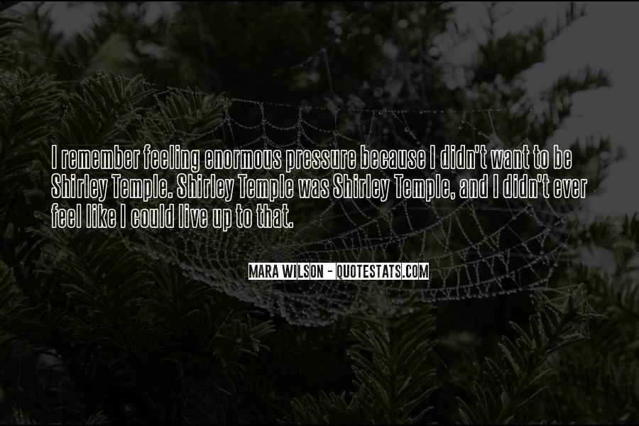 Mara Wilson Quotes #1828535