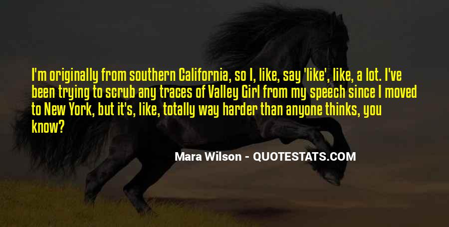 Mara Wilson Quotes #253300