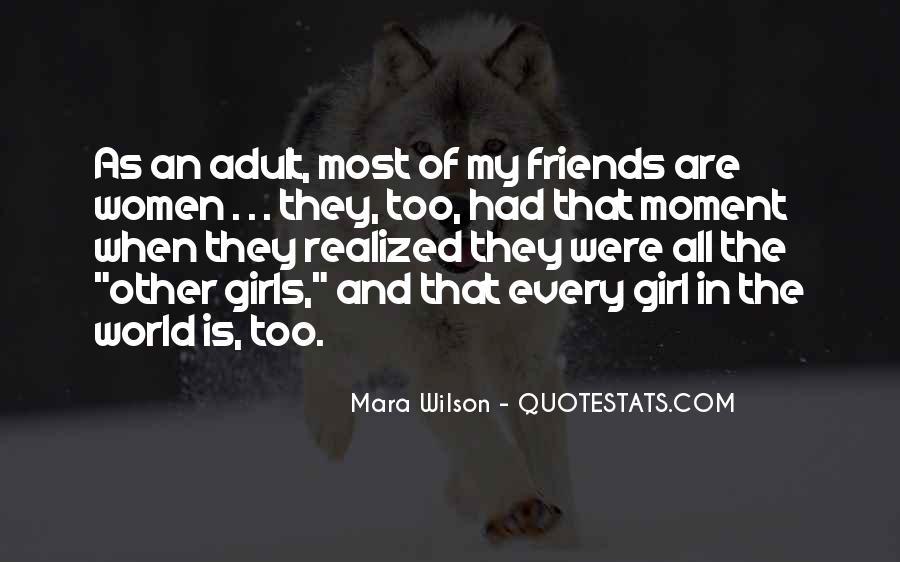 Mara Wilson Quotes #32089
