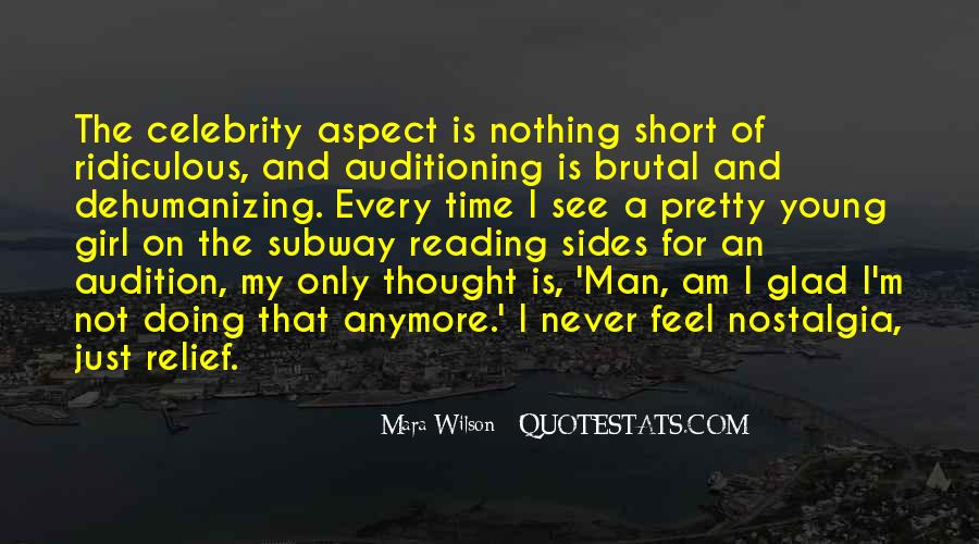 Mara Wilson Quotes #445156