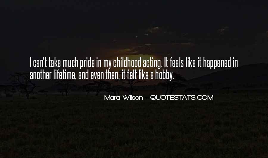 Mara Wilson Quotes #465289