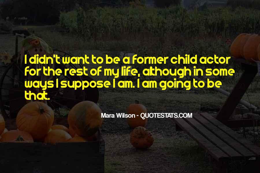 Mara Wilson Quotes #531790