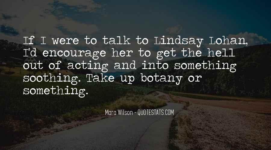 Mara Wilson Quotes #649431