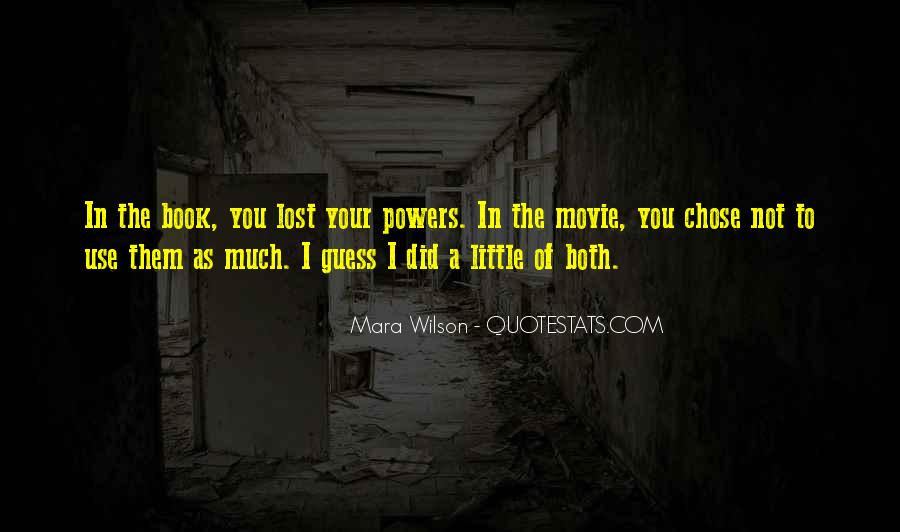 Mara Wilson Quotes #833286