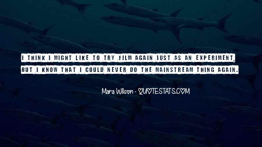 Mara Wilson Quotes #849851