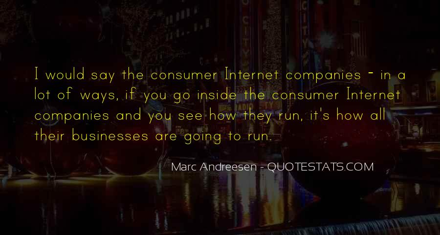 Marc Andreesen Quotes #709317