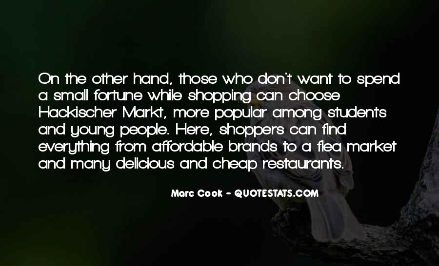 Marc Cook Quotes #1733674