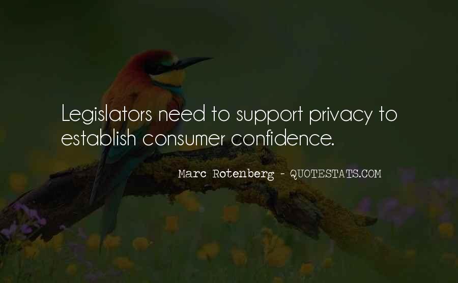 Marc Rotenberg Quotes #22882