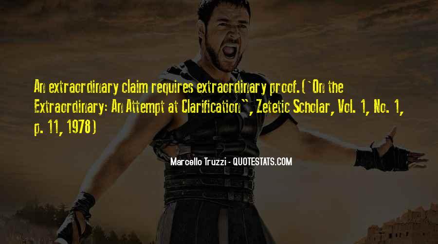 Marcello Truzzi Quotes #709940
