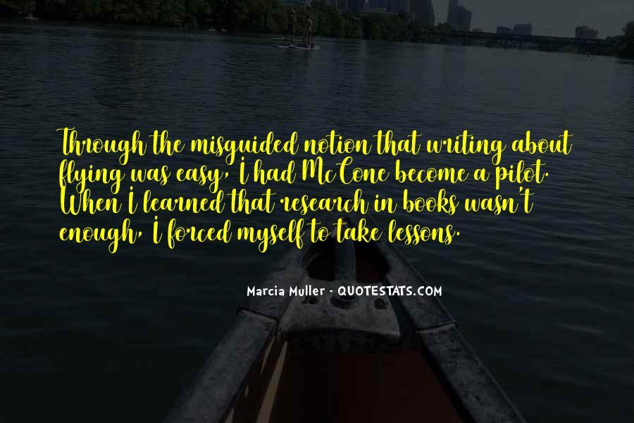 Marcia Muller Quotes #210798