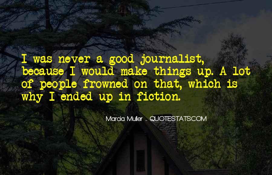 Marcia Muller Quotes #31996