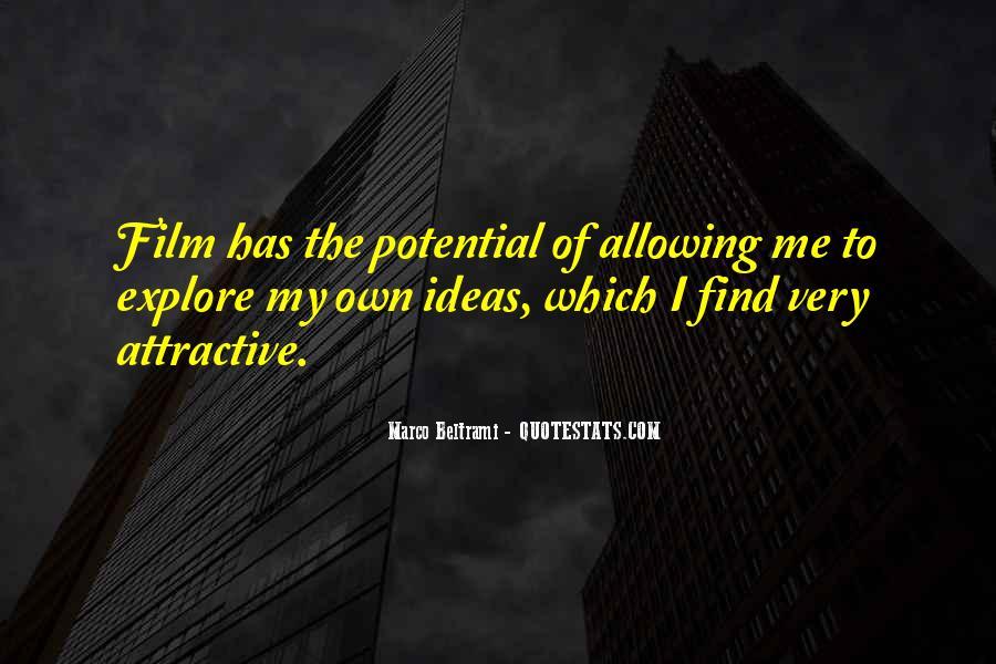 Marco Beltrami Quotes #1244156
