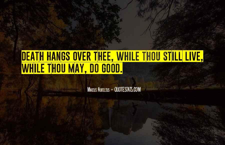 Marcus Aurelius Quotes #1229702