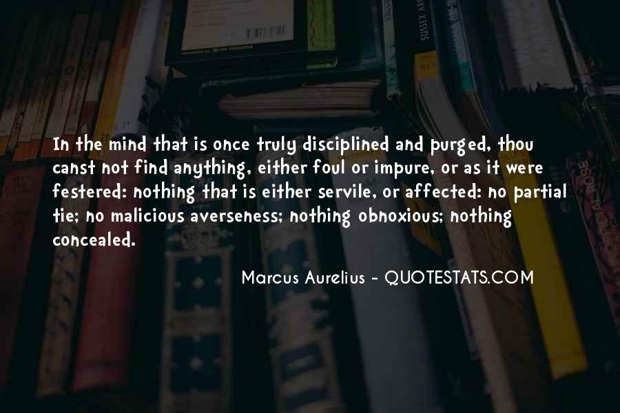 Marcus Aurelius Quotes #1238117