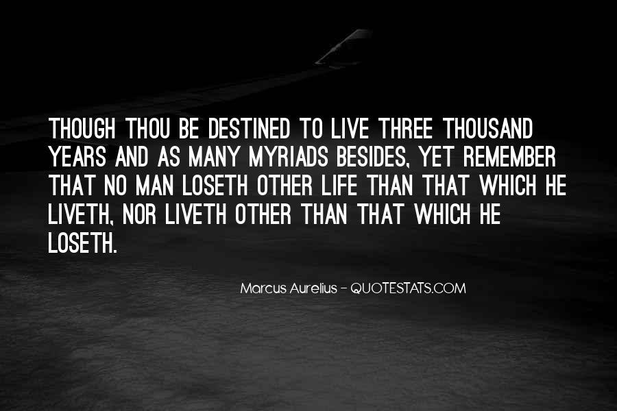 Marcus Aurelius Quotes #1249053