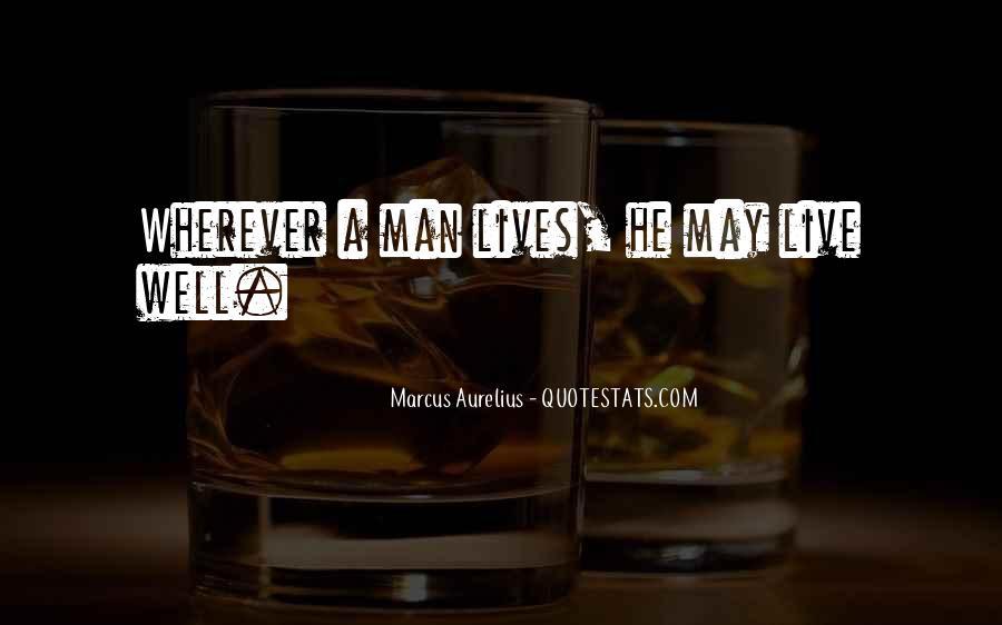 Marcus Aurelius Quotes #1539545