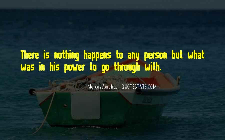 Marcus Aurelius Quotes #1552248