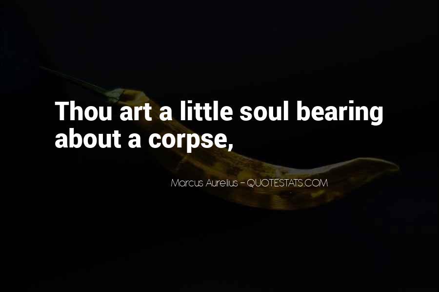 Marcus Aurelius Quotes #1557727