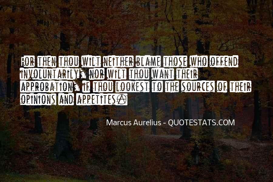 Marcus Aurelius Quotes #1572637