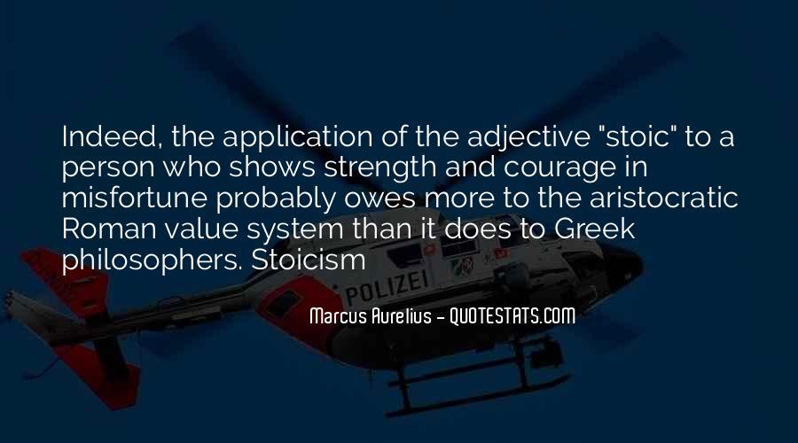 Marcus Aurelius Quotes #1697089