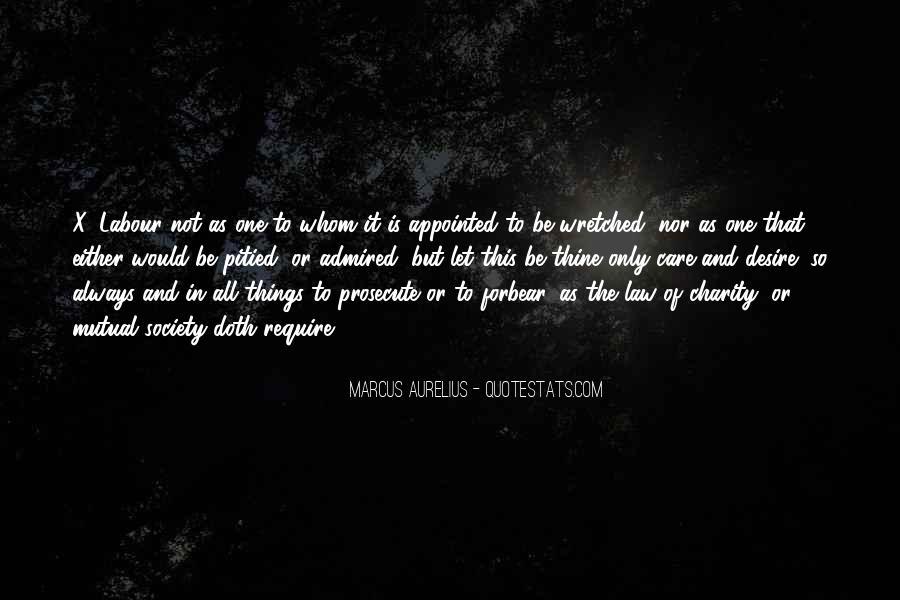 Marcus Aurelius Quotes #1704395
