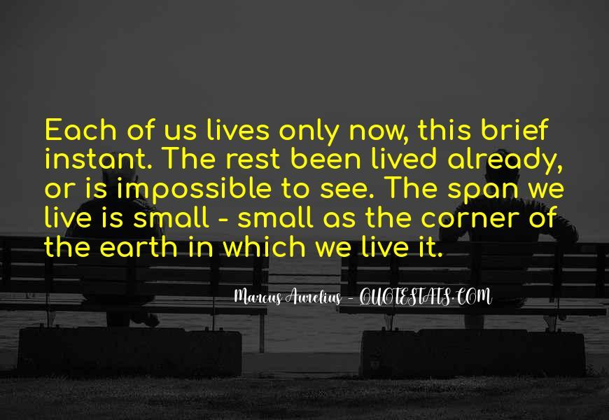Marcus Aurelius Quotes #1778280