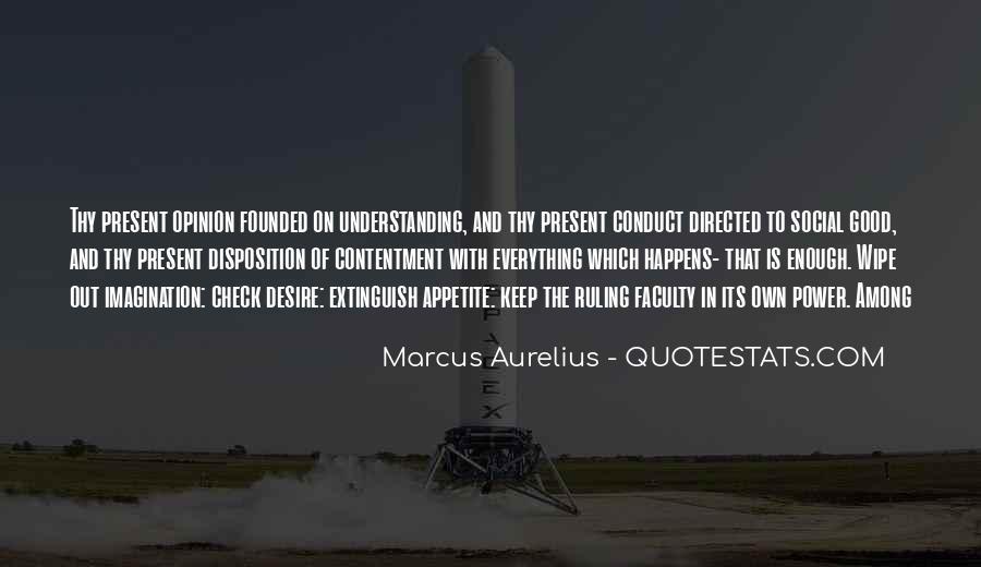 Marcus Aurelius Quotes #1811789