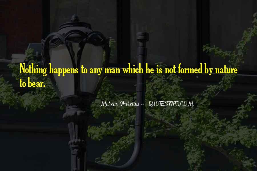 Marcus Aurelius Quotes #205904