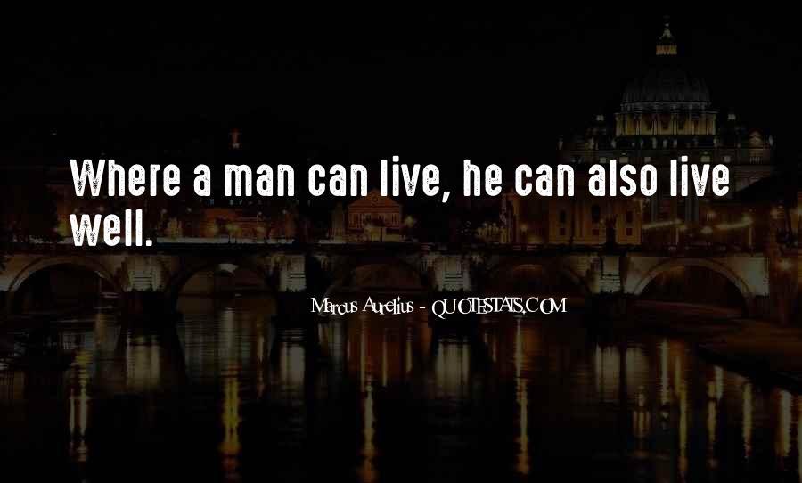 Marcus Aurelius Quotes #279311