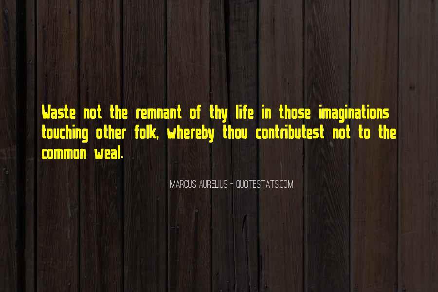 Marcus Aurelius Quotes #408766