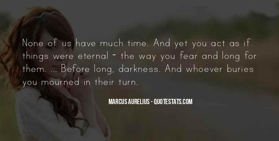 Marcus Aurelius Quotes #651153