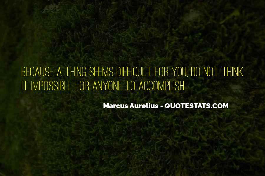 Marcus Aurelius Quotes #676158