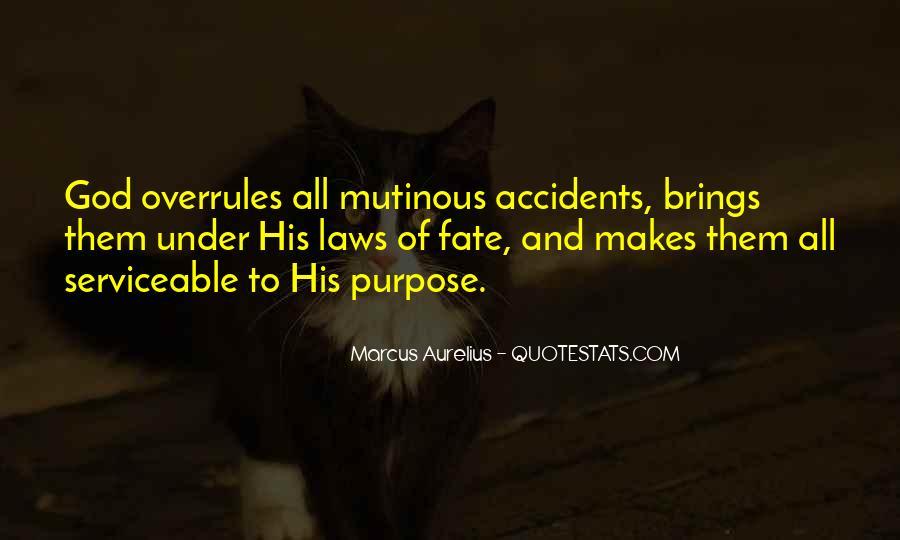 Marcus Aurelius Quotes #680320