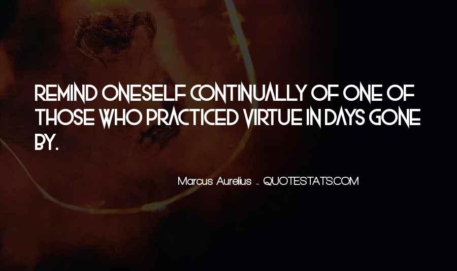 Marcus Aurelius Quotes #804657