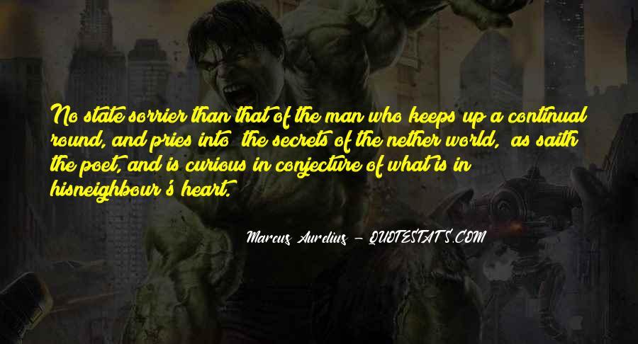 Marcus Aurelius Quotes #833600