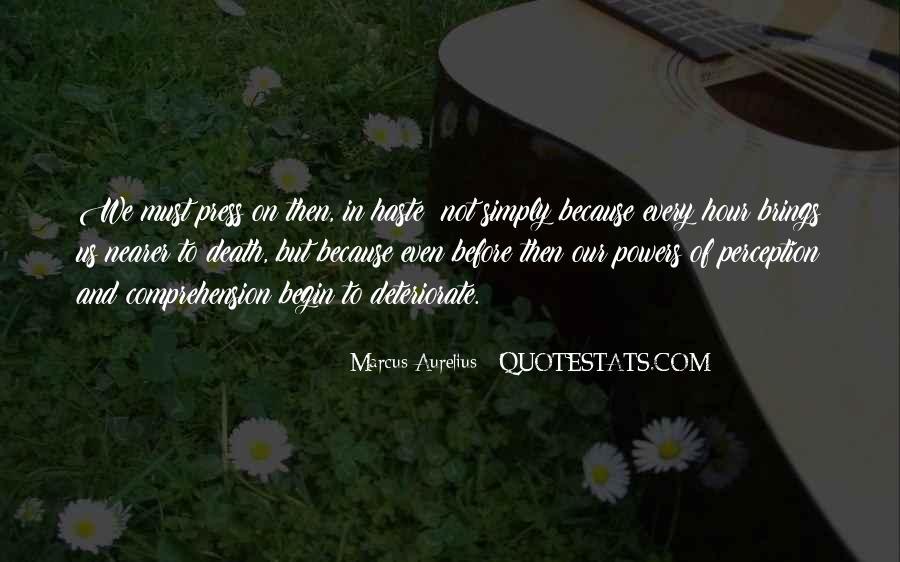 Marcus Aurelius Quotes #858557