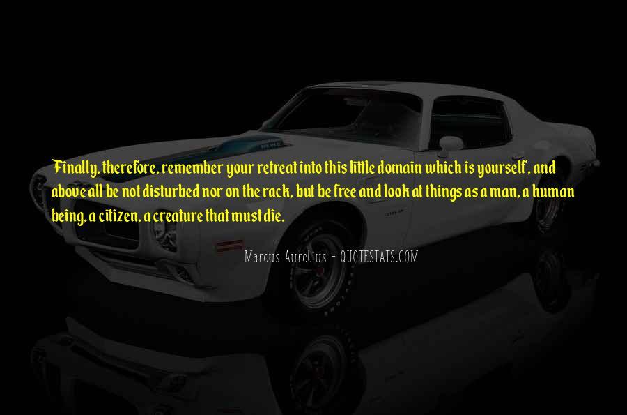 Marcus Aurelius Quotes #925268