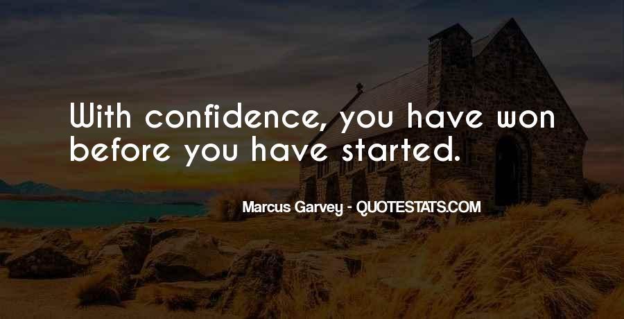 Marcus Garvey Quotes #1011269