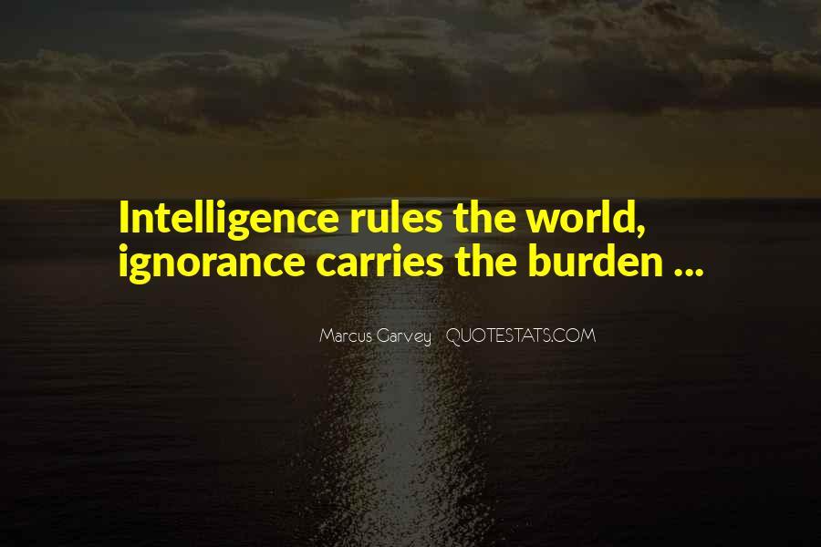 Marcus Garvey Quotes #1304350