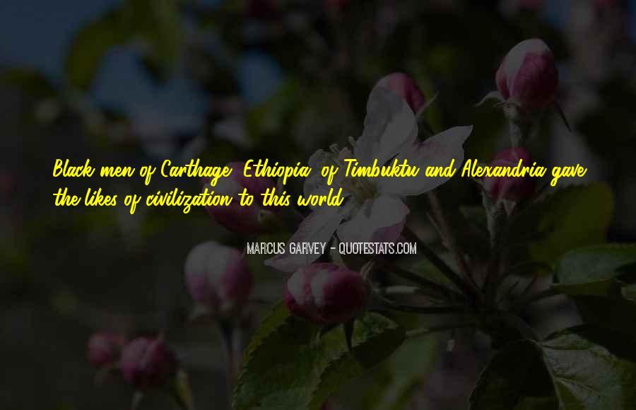 Marcus Garvey Quotes #1331150