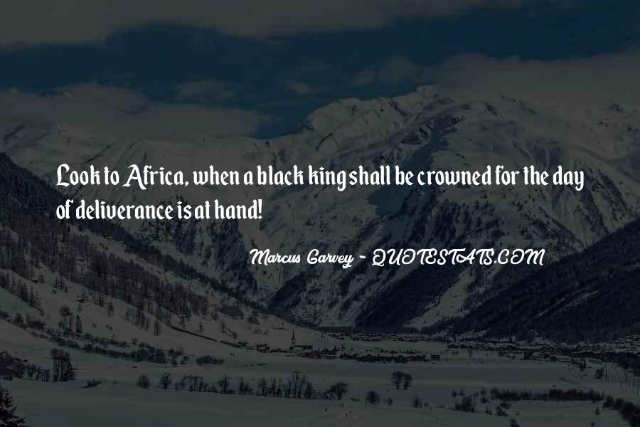 Marcus Garvey Quotes #1339767
