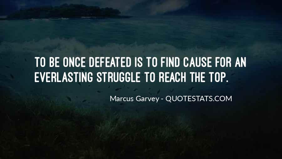 Marcus Garvey Quotes #140337