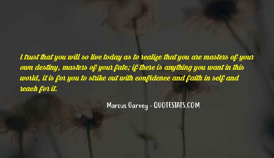 Marcus Garvey Quotes #1473608