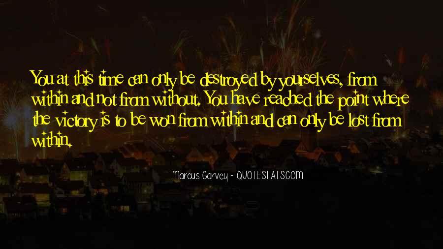 Marcus Garvey Quotes #1563284