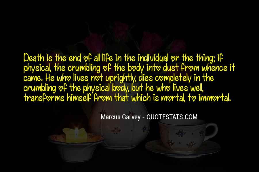 Marcus Garvey Quotes #167340