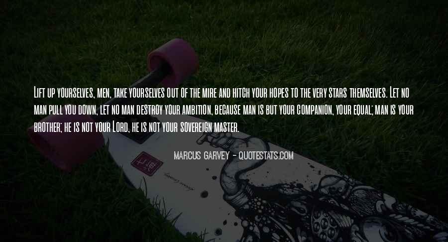 Marcus Garvey Quotes #1694121