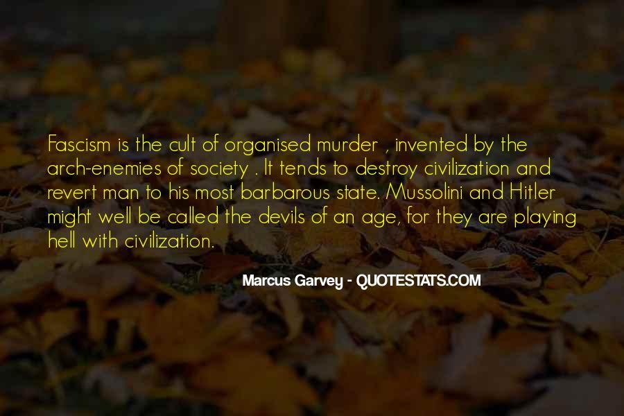 Marcus Garvey Quotes #1806034